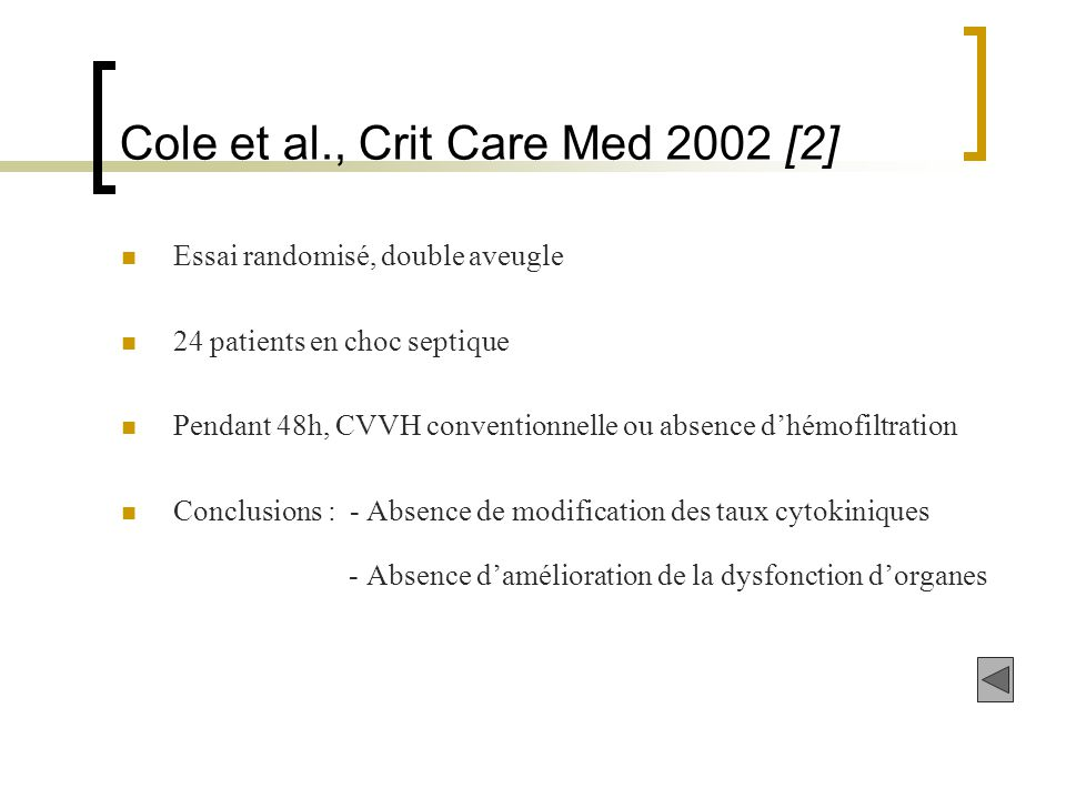 Cole et al., Crit Care Med 2002 [2]